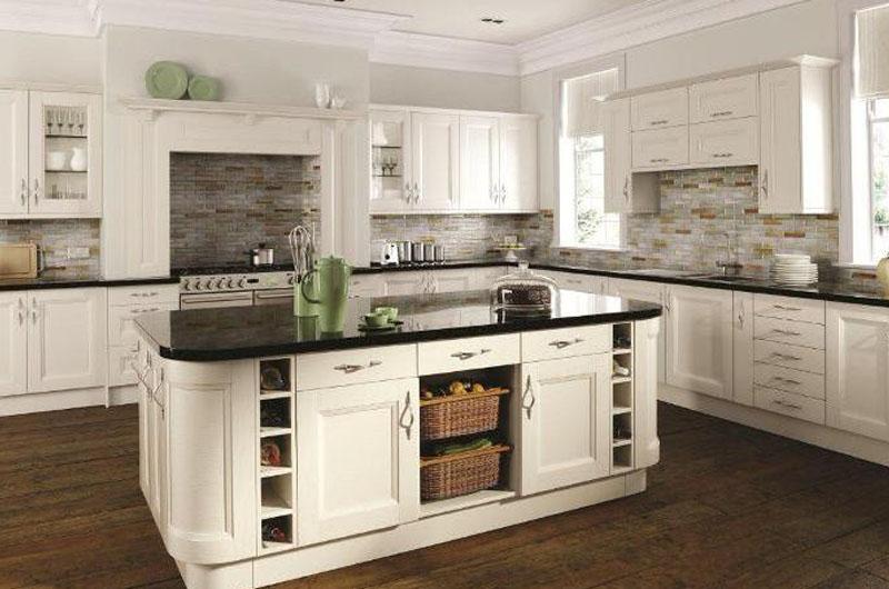 Bespoke kitchens in preston for Bespoke kitchen cabinets uk