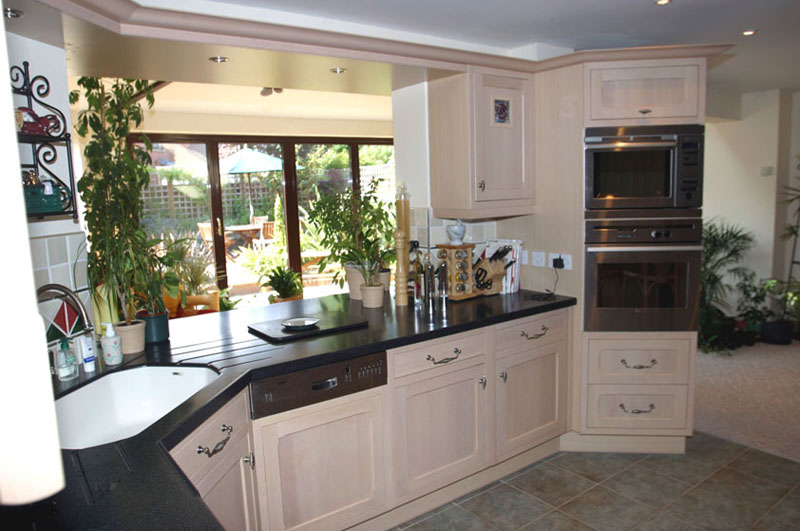We Also Fit Matching Side Panels To Make Your Fitted Kitchen Co Ordinate. Part 34