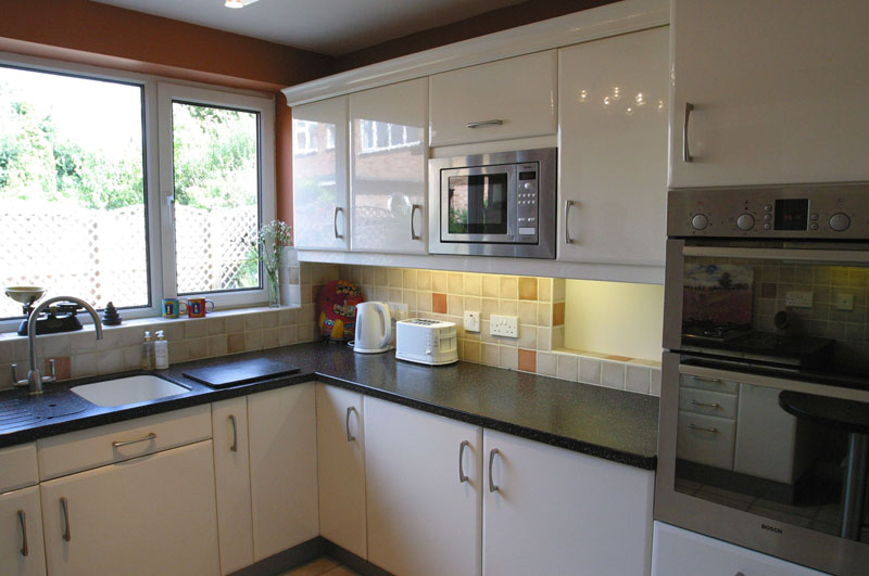 We Also Fit Matching Side Panels To Make Your Fitted Kitchen Co Ordinate. Part 59